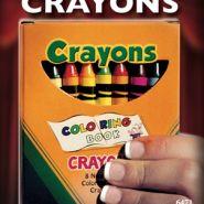 Исчезновение мелков - Vanishing Crayons