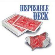 Disposable Deck Одноразовая колода (+ ОБУЧЕНИЕ)