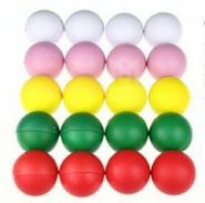 Умножающиеся шары 41 мм-  Multiplying Billiard Balls (Soft Rubber)