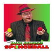 Смена цвета шариков - Color Changing Sponge Ball by Bizzaro,s