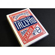 Колода Tally-Ho Gaff Deck by CardGaffs
